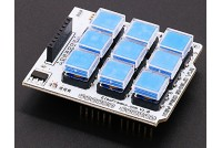 ARDUINO SHIELD KEYPAD 3X3