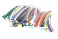 COLOUR HEAT SHRINK TUBE SET (140 pcs)