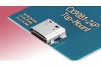 USB-C(F) RA SMD USB3.1 Gen2 10Gb