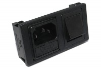 Rocker Switch Panel Type 16A / 250VAC
