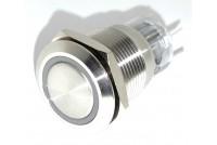 Lukkiutuva kytkin LED-merkkivalolla