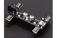 Black Wings- 3.3V/5V Power Breadboard Adapter