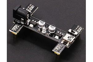 Black Wings- 3.3V/5V Power Breadboard Adapter