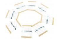 ElecFreaks Resistor Kit A 270Pcs