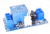 RELAY MODULE LATCHING RELAY 12V