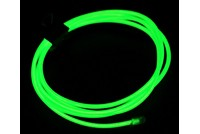 Neon Light EL Wire 1000mmx2.3mm Green