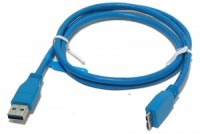 USB-3.0 CABLE A-MALE / microB MALE 3m