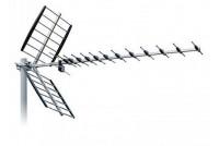 Iskra UHF-antenna 21-48 11-15 dBi LTE700