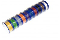 Equipment Wire Assortment 0,75mm² 10 colors