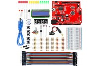 ARDUINO BASIC KIT WITH GUIDE BOOK +Crowduino