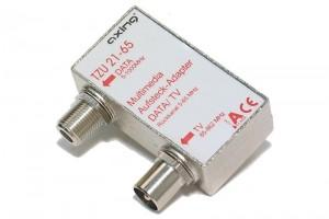 RCA-antennin kytkennät