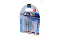 READY-TO-USE AAA-BATTERY NiMH 1,2V 800mAh 4pcs