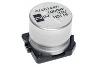 SMD ELECTROLYTIC CAPACITOR 3.3UF 50V Ø4mm