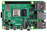 Raspberry Pi 4 Model B 64-bit QuadCore+4GB