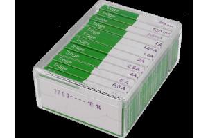SULAKELAJITELMA HIDAS (T) 6,3x32mm 12x 10kpl