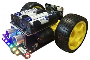 4tronix Robo:bit Mk3 Buggy ROBOALUSTA (BBC micro:bit)