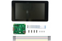 "Raspberry Pi 7"" 800x480 TOUCH SCREEN"