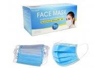 Surgical Disposable Face Mask, CE/FDA-certified