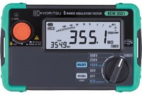 Kyoritsu KEW3551 Digital Insulation / Continuity Testers