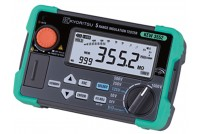Kyoritsu KEW3551 Digital Insulation / Continuity Tester with memory