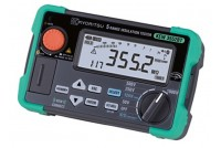 Kyoritsu KEW3552BT Digital Insulation / Continuity Tester with Memory and BT