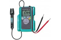 Kyoritsu 2000 Digital Multimeter with AC/DC Clamp Sensor