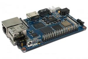 Banana Pi M3 MINI-PC CORTEX-A7 OCTA-CORE +2GB+SATA+WIFI+BT