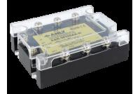 PUOLIJOHDERELE 3x25A 5-120VDC(AC-ohj.48-280V)