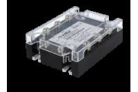 PUOLIJOHDERELE 3x25A 5-120VDC (DC-ohj.12-32V)
