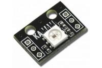 RGB-LED PCB 1x WS2812
