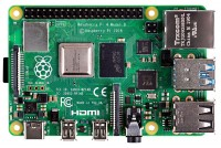 Raspberry Pi 4 Model B 64-bit QuadCore+8GB