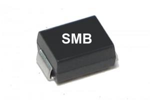 SCHOTTKY-DIODE 1A 100V SMB