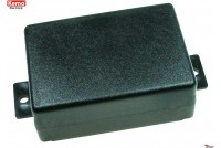 PLASTIC ENCLOSURE 74x51x28mm black