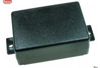 PLASTIC ENCLOSURE 74x51x28mm black