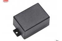 PLASTIC ENCLOSURE 72x50x41mm black