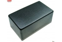 PLASTIC ENCLOSURE 120x70x50mm black