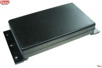 PLASTIC ENCLOSURE 120x70x20mm black