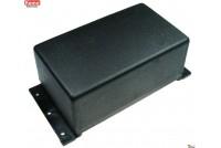 PLASTIC ENCLOSURE 120x70x50mm black