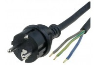 POWER CORD 3m 3x1,5mm²