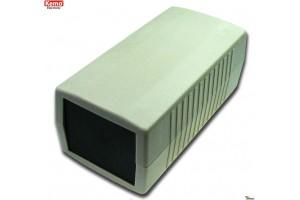 PLASTIC ENCLOSURE 120x60x50mm grey