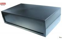 PLASTIC ENCLOSURE 284x160x76mm grey