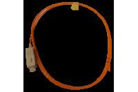 Multimode SC tail fiber, length 1.5 m
