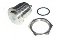 Palautuva kytkin valkoisella LED-valolla