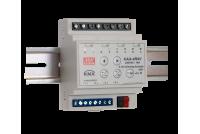 KNX DIMMING ACTUATOR 4 x 230VAC/10A 0-10Vdim