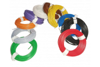 Hook-Up Wire Assortment 0,6mm 10 colors 10m each