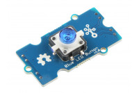Grove Blue LED Button