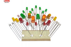 Light emitting diodes approx. 30 pieces
