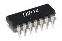 MIKROPIIRI OPAMPQ TL084BCN DIP14