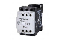 SSR CONTACTOR 3 PHASE DIN RAIL MOUNT 600VAC 280A