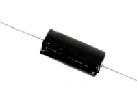 BIPOLAR ELECTROLYTIC CAPACITOR 10UF 100V AXIAL 13x26mm